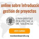 curso online gratis sobre gestion de proyectos