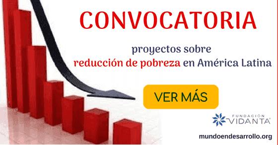 reducción de pobreza en america latina