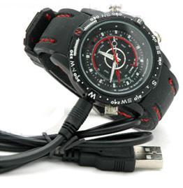 reloj camara espia