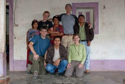 Guatemala Crew