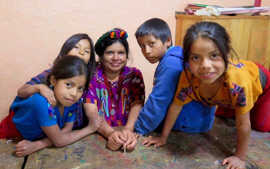 Building a Center of Hope, Education, and Collaboration