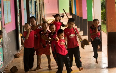 Education for All: Sponsoring Teachers in Thailand