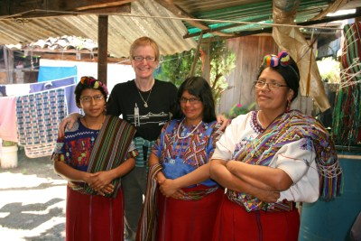 Joan and Guatemala Team