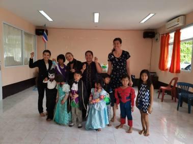 special needs school Bung Klah