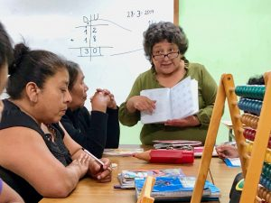 adult literacy program guatemala