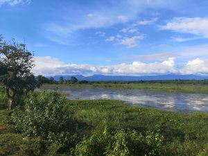 photos of isan lake and mountains