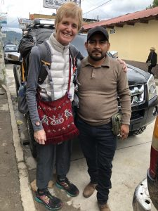 scholarship student Diego chajul guatemala