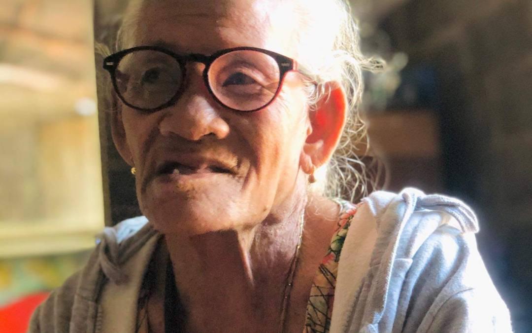Nong portrait adopt an elder thailand