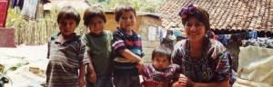 volunteer Thailand and Guatemala malnutrition