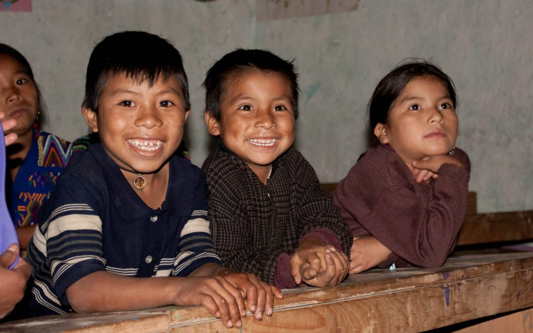 funded educational Center for Ixil kids