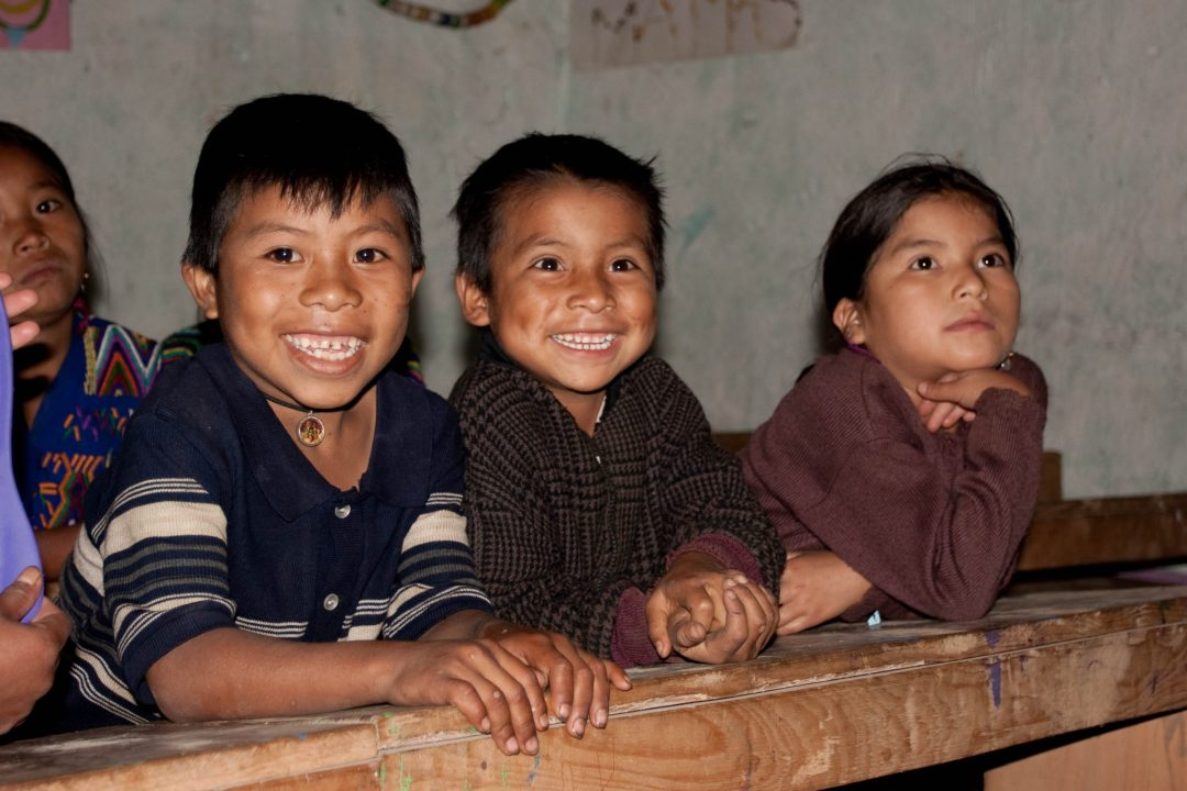 educational Center for Ixil kids