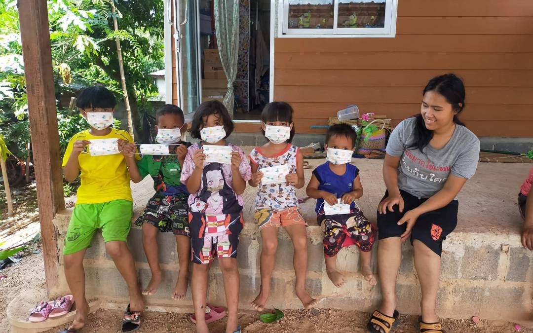 Protecting Families with Masks