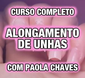 curso de alongamento de unhas online 300x274 - Curso alongamento de unhas Paola Chaves