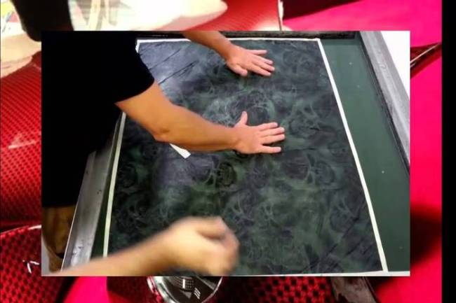 como fazer pintura hidrografica 300x200 - Curso de Pintura Hidrográfica WTP Completo