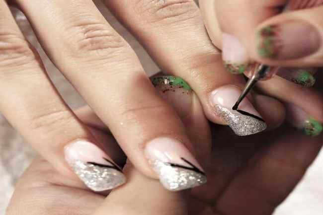 como fazer desenho nas unhas 300x200 - Curso de unhas decoradas aprenda como fazer unhas decoradas