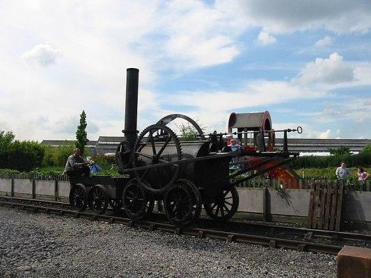 Penydarren tren