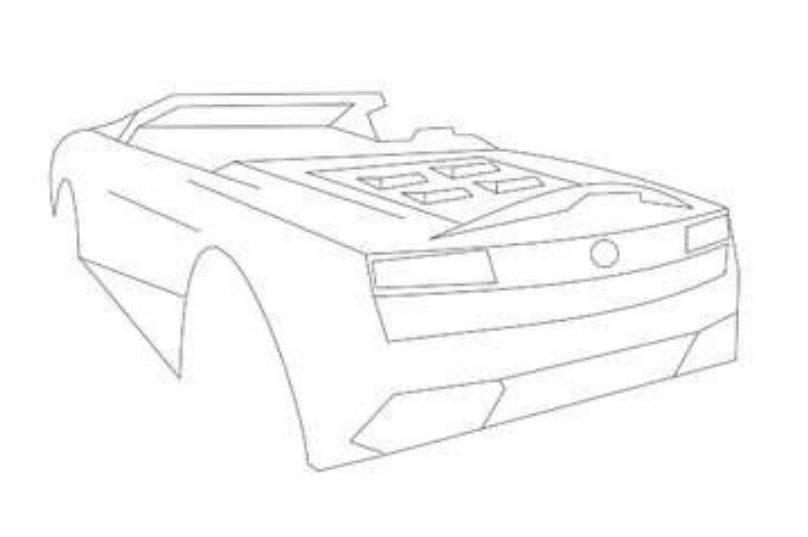 Pastor transforma Chevette em Lamborghini Gallardo, mas