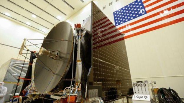 Lançamento da sonda também poderá responder a questões sobre a origem do sistema solar Fonte: NASA