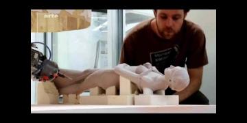 As esculturas de Joseph Marr