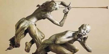 Devaneios de hoje: Escultura