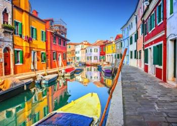 Foto gump do dia: A colorida Burano