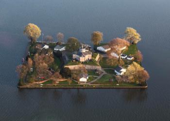 Lugares: Wilhelmstein, uma ilha na Alemanha
