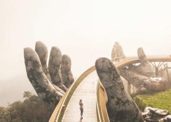 Foto gump do dia: Uma ponte muito louca