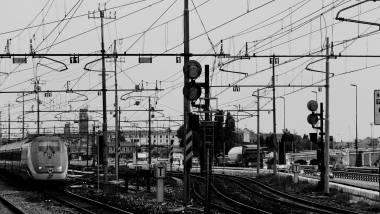 Comboios InterRail Pexels