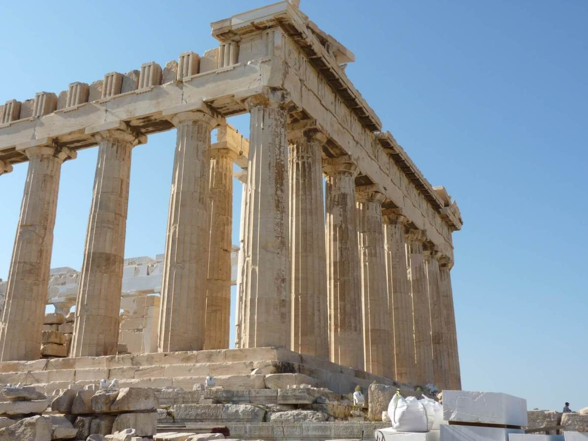 Atenas Grécia 02 Mundo Indefinido