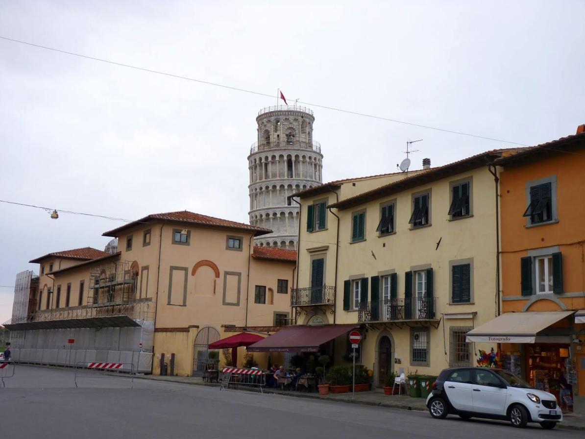 Museo dellOpera del Duomo Pisa Itália Mundo Indefinido