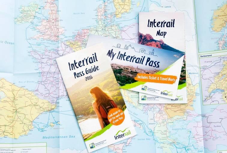 Interrail Mundo Indefinido