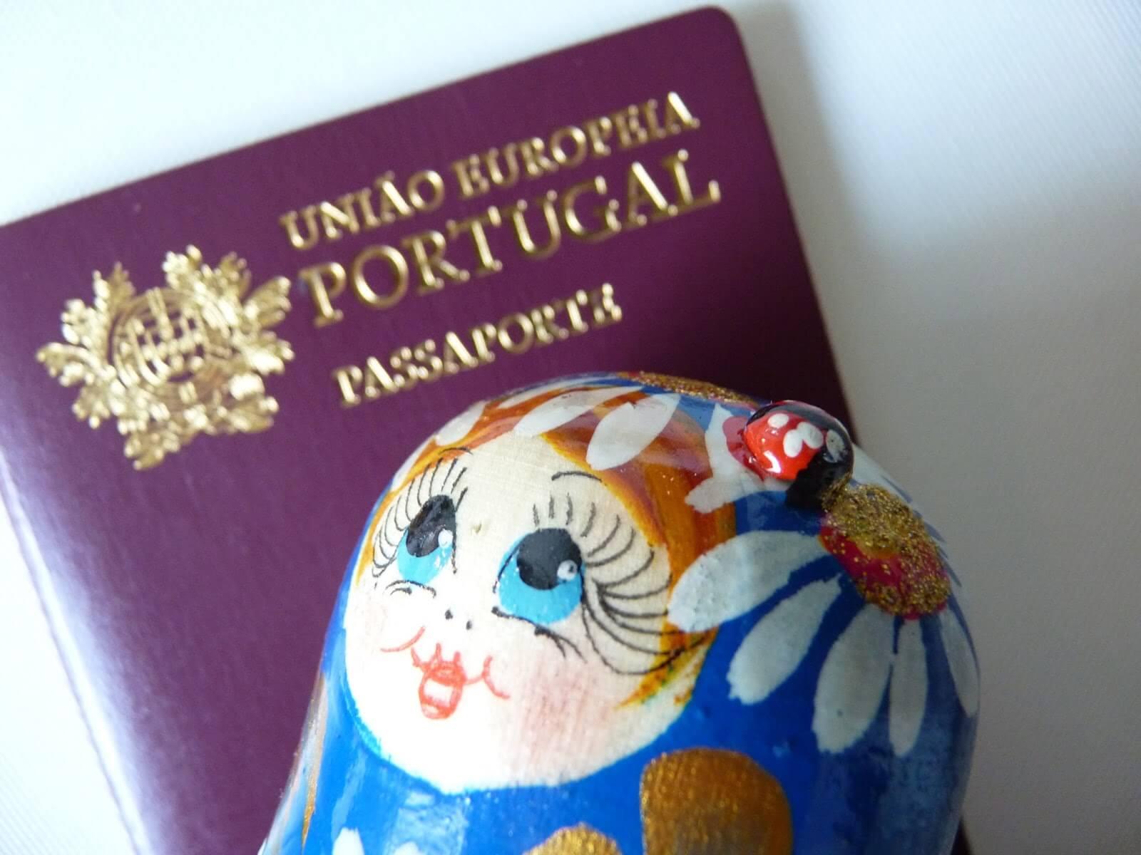 Passaporte Rússia Mundo Indefinido