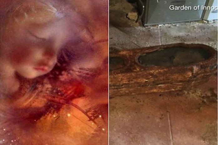 Corpo de criança morta há 140 anos é achado durante reforma de casa