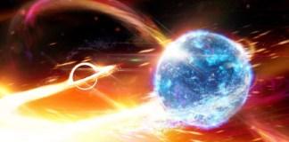 Colisão entre estrela e buraco negro é detectada pela primeira vez