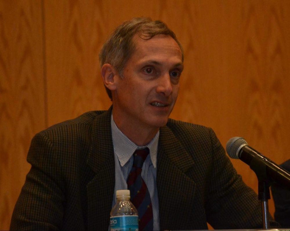 Dr. Eric Magar, profesor del Departamento de Ciencia Política del ITAM. FOTO: ITAM