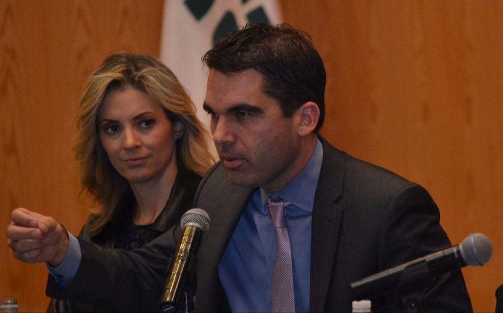 Jason Marczak, director de la Iniciativa para el Crecimiento Económico de América Latina en The Atlantic Council. FOTO: ITAM