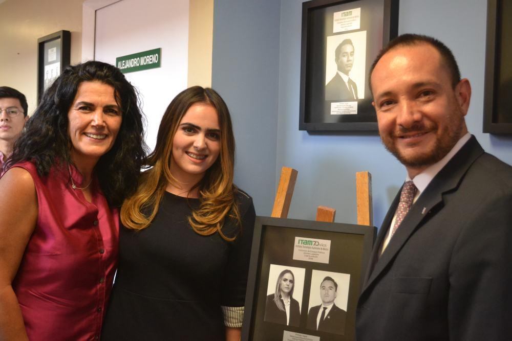 Diana Laura Rouzaud y Horacio Vives