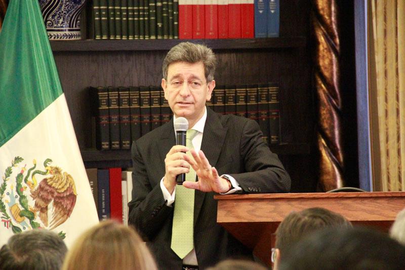 Dr. Pablo Kuri Morales, subsecretario de Prevención y Promoción de la Salud, Secretaría de Salud.