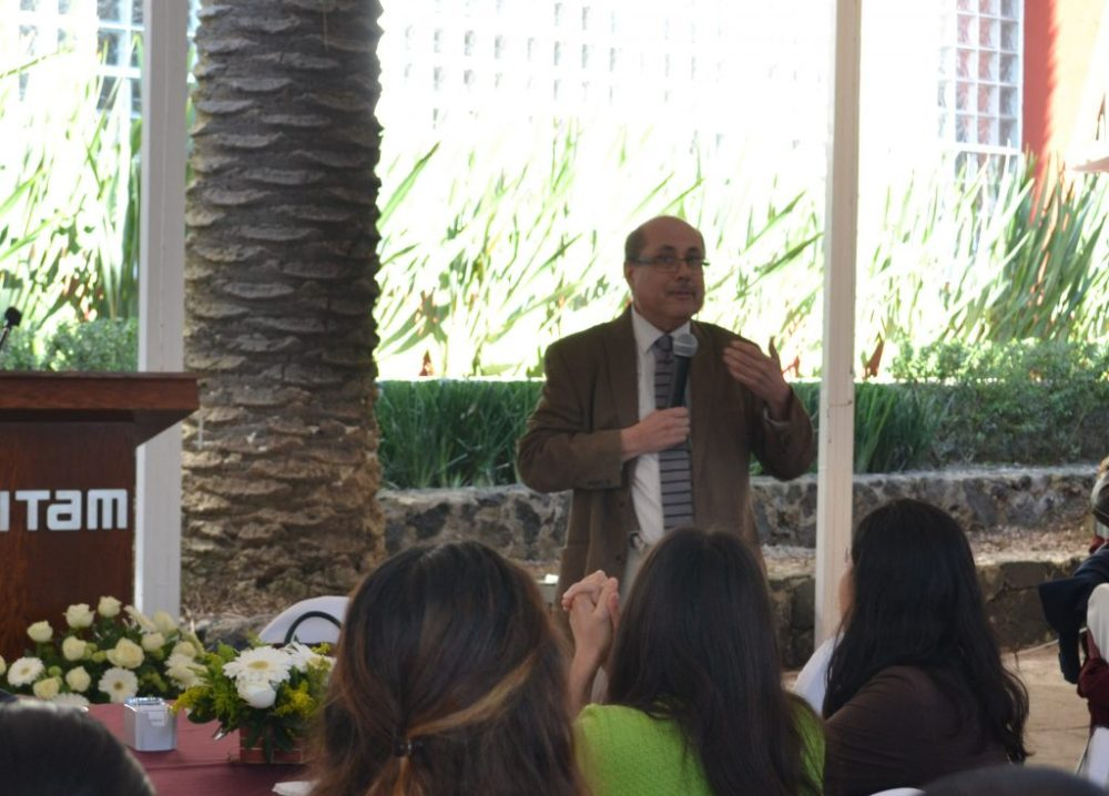 Dr. Alejandro Terán. FOTO: ITAM
