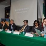 Panel durante la presentación de El río que no vemos. Crónicas de Tizapán. Foto: ITAM