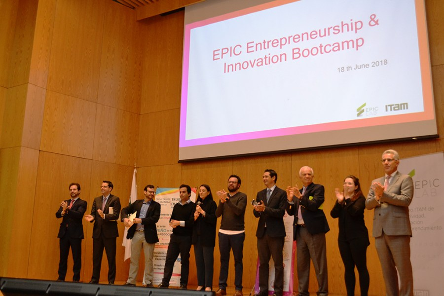 bootcamp para emprendedores ITAM 2018