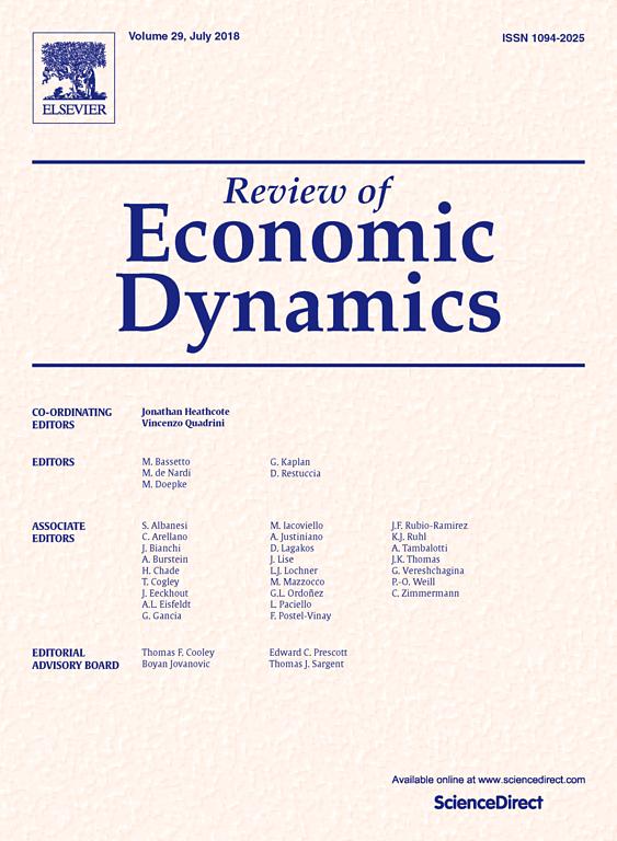 macroeconomía en la SED
