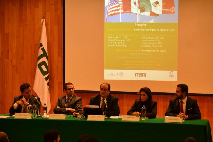 Ricardo Aranda, Orlando Pérez, Salvador Behar, Mónica Lugo, Rubisel Velázquez