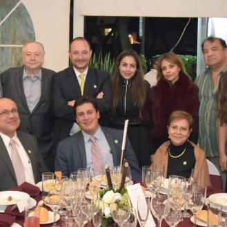 Cena 30 años AEF Foto: ITAM