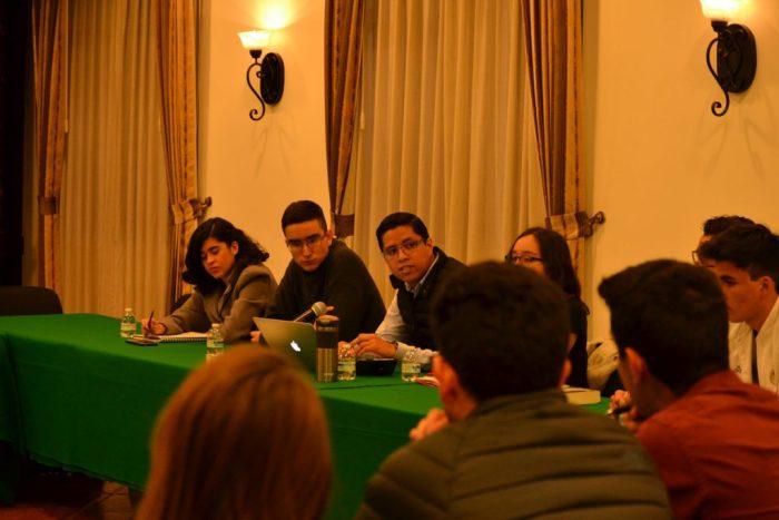 Dialogos con Jorge Volpi.