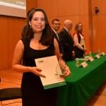 Ganadora del premio a las mejores tesis del 2018. Premio de Investigación ExITAM