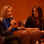 Gina Diez Barroso y Melanie Devlyn