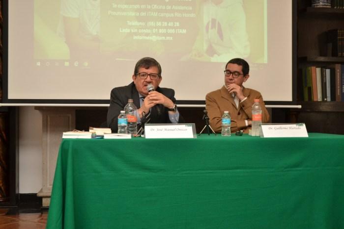 Dr. José Manuel Orozco y Dr. Guillermo Hurtado