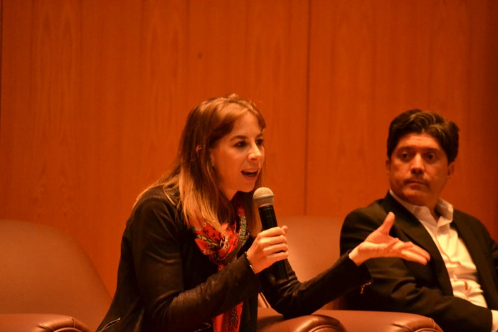 Karla Berman, Google México y Pablo Córdoba, L'Oreal