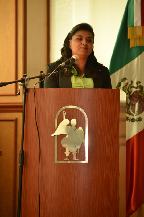 Ana Lidia Franzoni conjuntando tecnología y gastronomía para nuevos proyectos